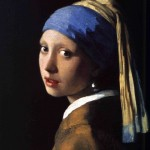 Girl with a Pearl Earring in the Mauritshuis ?