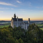 Neuschwanstein Castle from the Marienbrücke ?