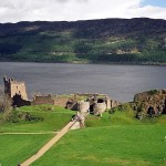 Urquhart Castle and the Scottish independence ?