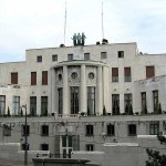 French Embassy in Serbia, Art Deco masterpiece ?