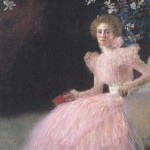 The disturbing Portrait of Sonja Knips at the Belvedere ?