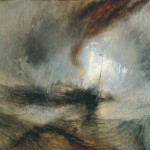 Turner's impressive Snow Storm at the Tate Britain ?