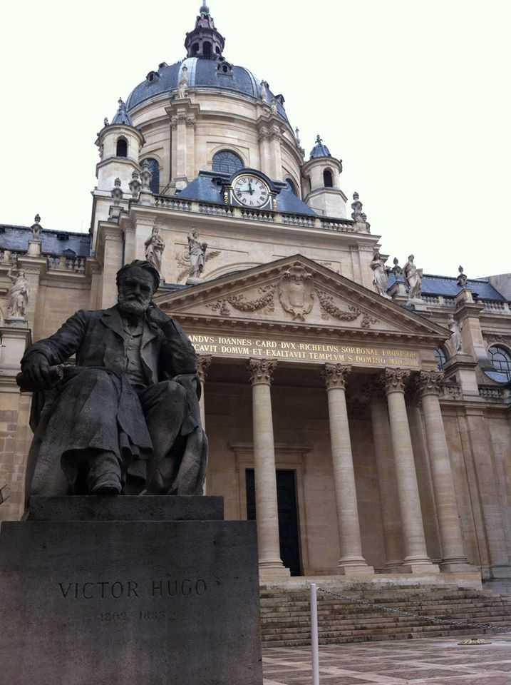 chapelle de la sorbonne. The Chapelle De La Sorbonne