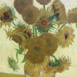 The Sunflowers of the National Gallery ?