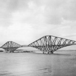 The Forth Bridge over the Firth of Forth ?