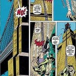 Gwen Stacy off the Brooklyn Bridge ?
