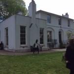 Keats House in Hampstead ?