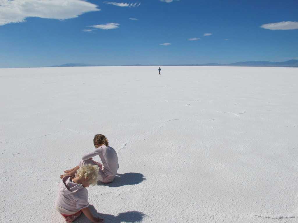 Bonneville Salt Flats MEMENTO MUNDI !