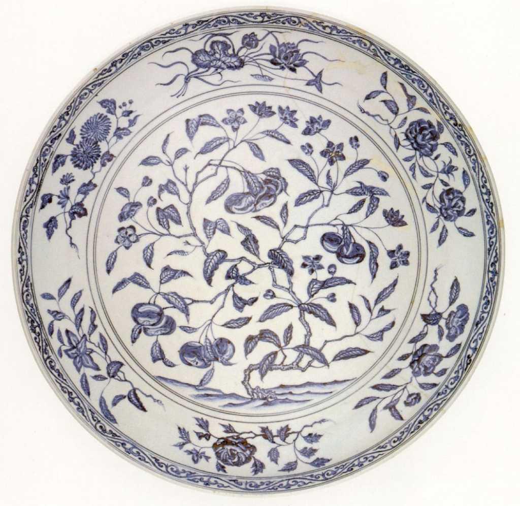 Ming Yongle porcelain